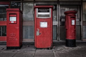 Post Boxes - Urban & Street photography by Rich Sayles
