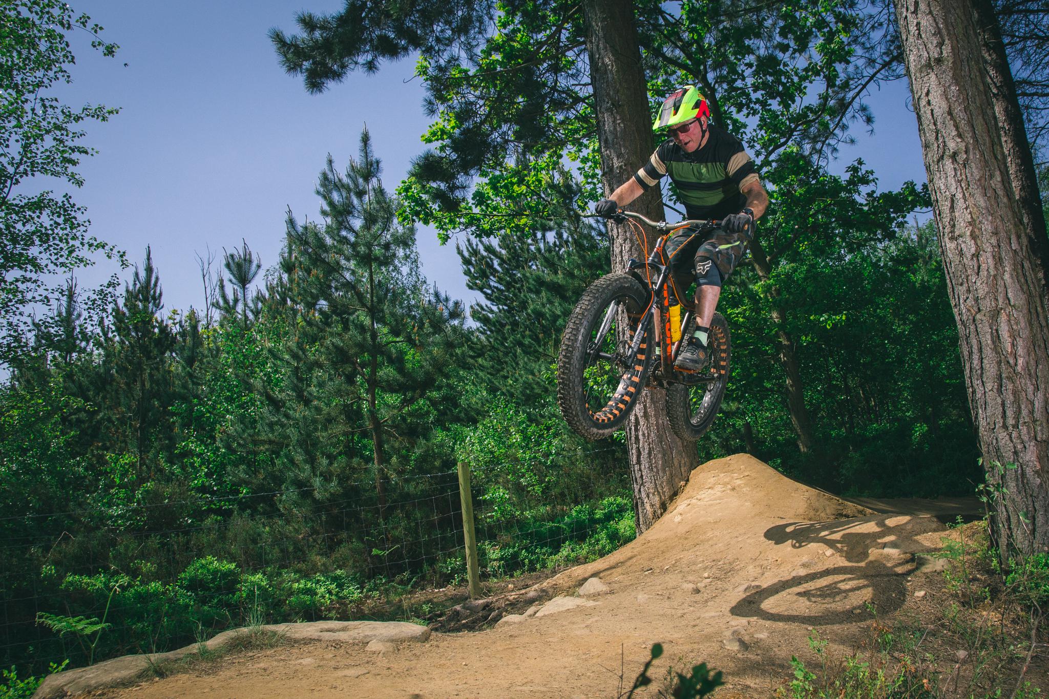 MTB - Greno Woods