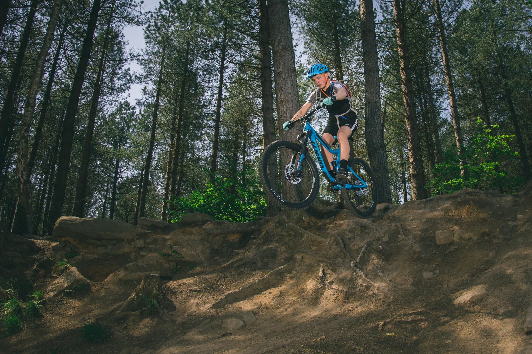 MTB - Gremo Woods