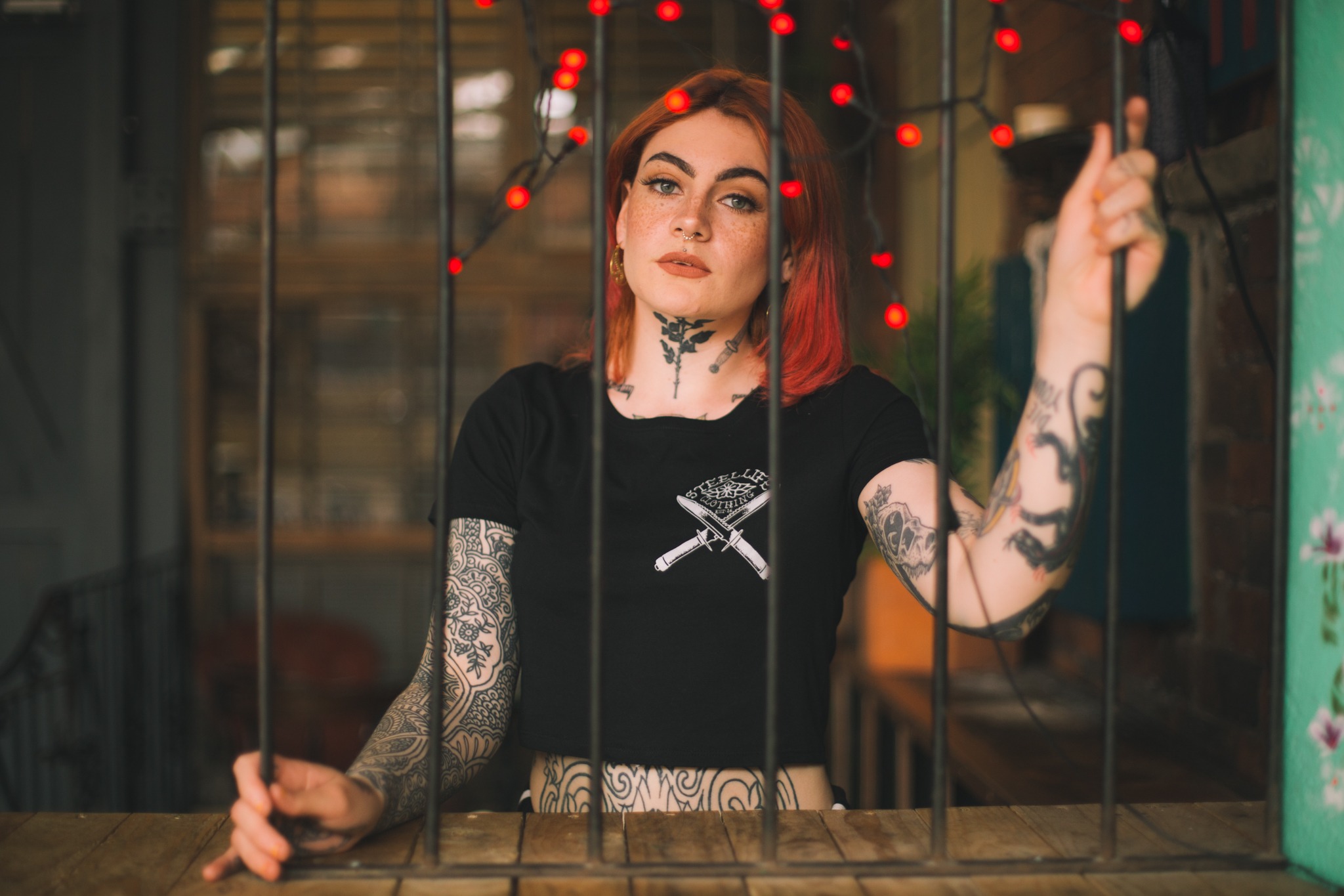 Amy - The Old Workshop - Steel Life Clothing