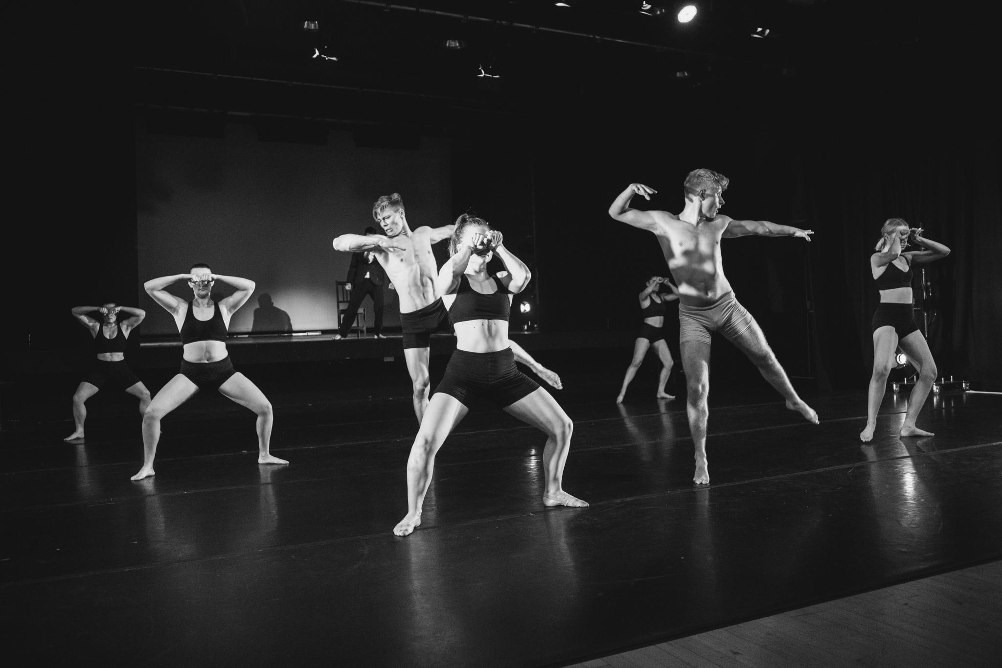 Jago Movement - Performance