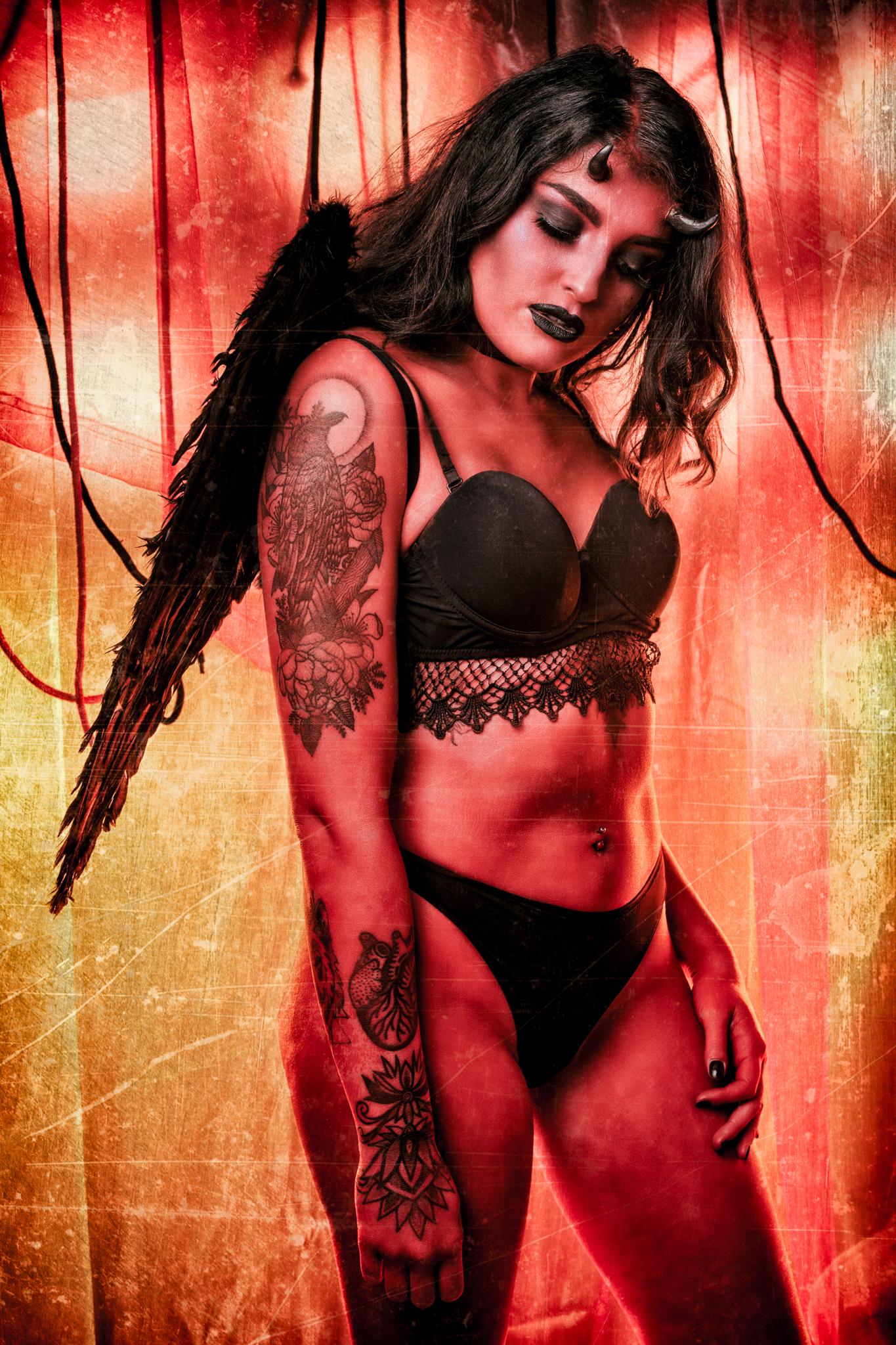 Scarlet - Halloween 2018