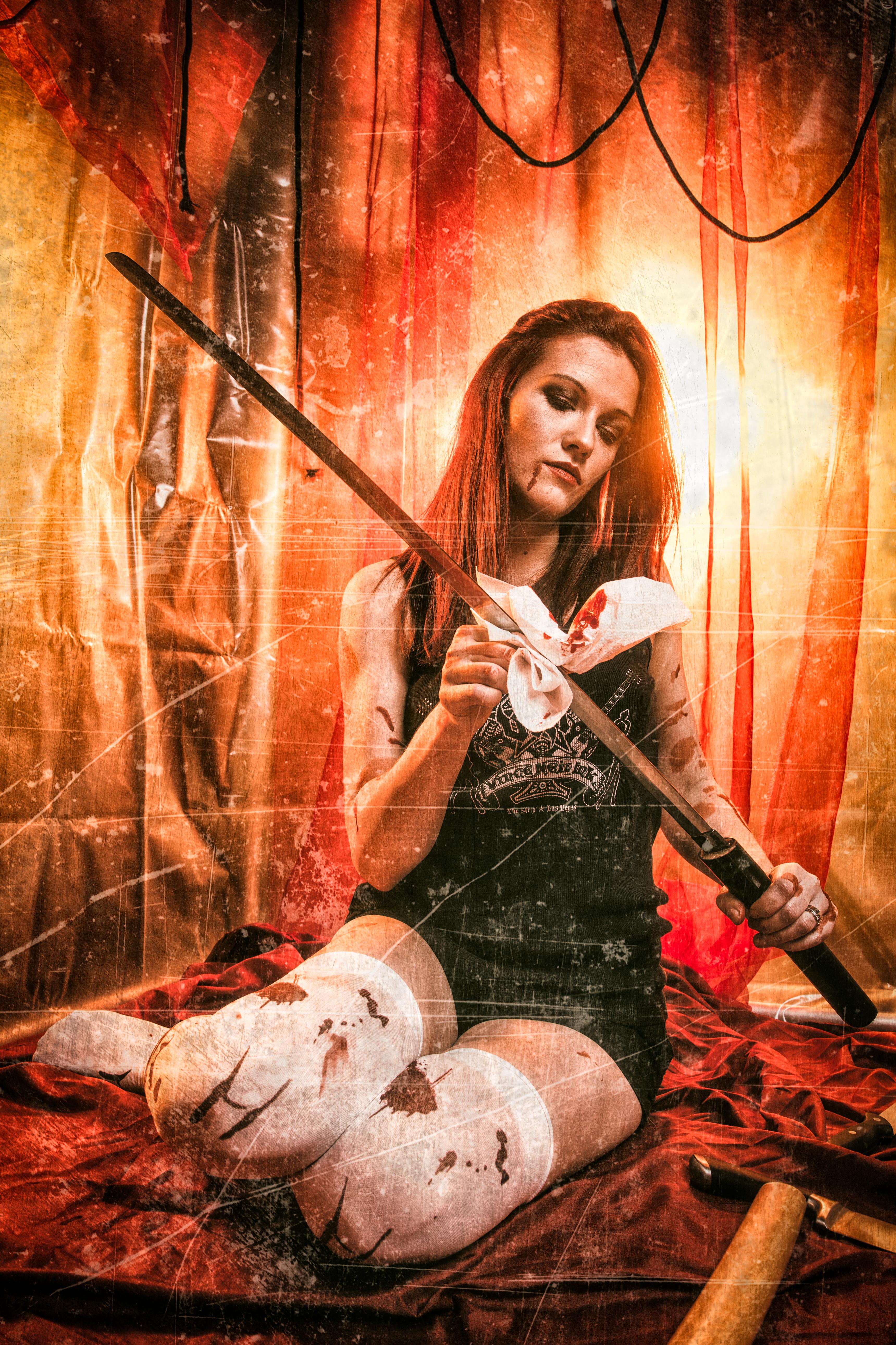 Stacey Gaunt - Halloween 2018
