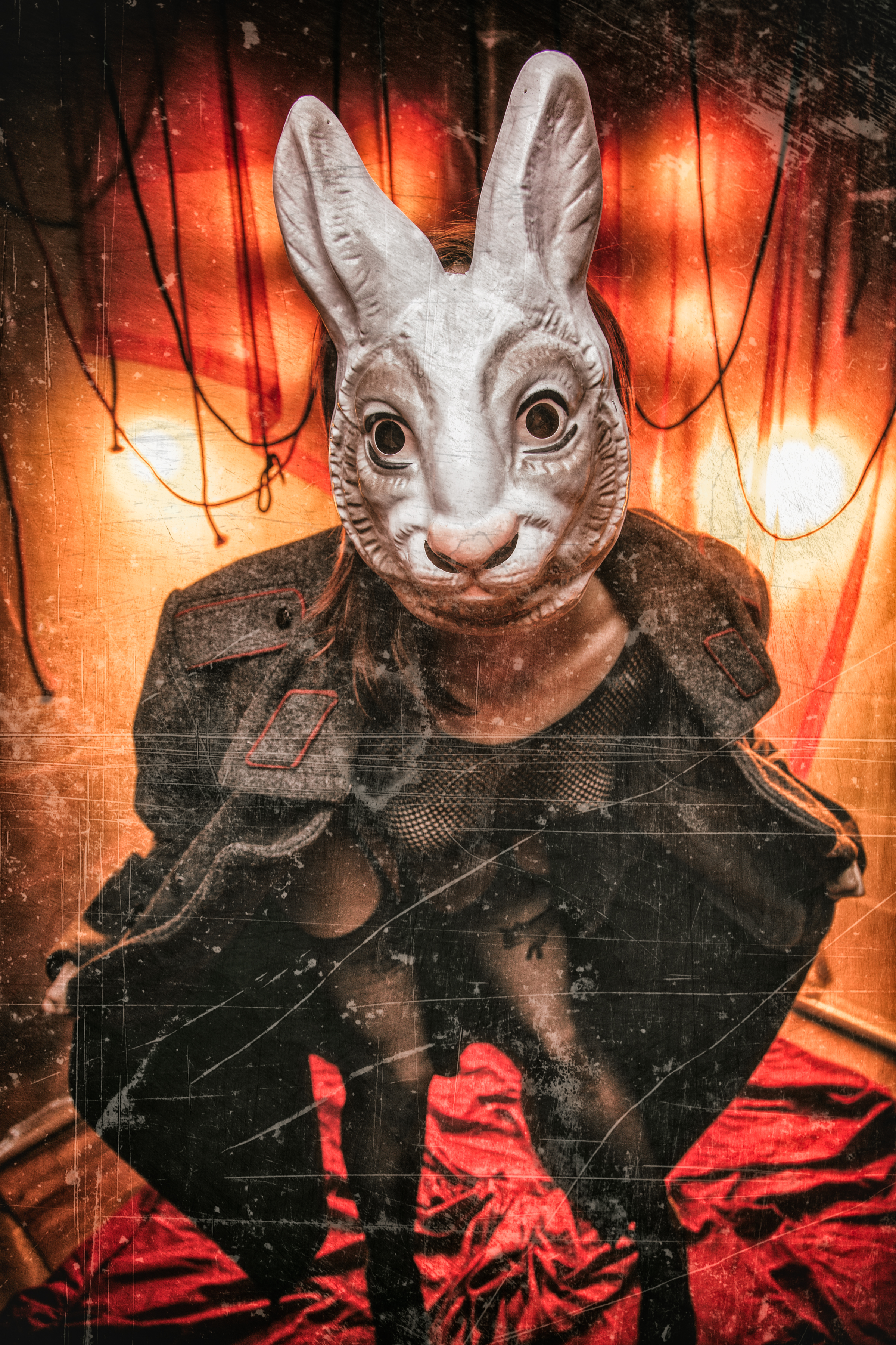 Ruby Vixen - Halloween 2018